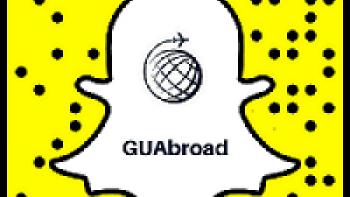 GUAbroad Snapcode