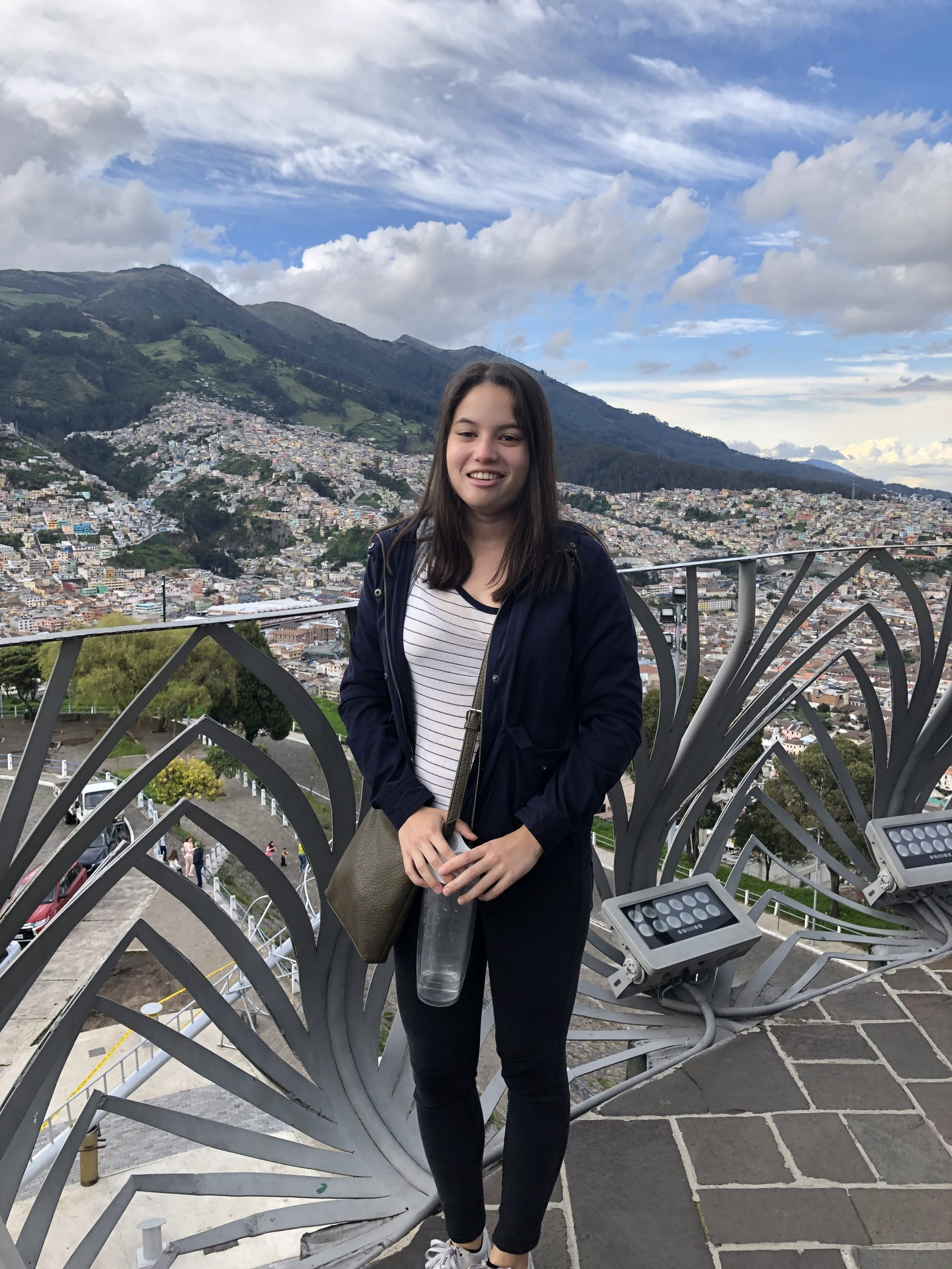 Sarah Wingfield - Making the Most of Study Abroad Research Opportunities