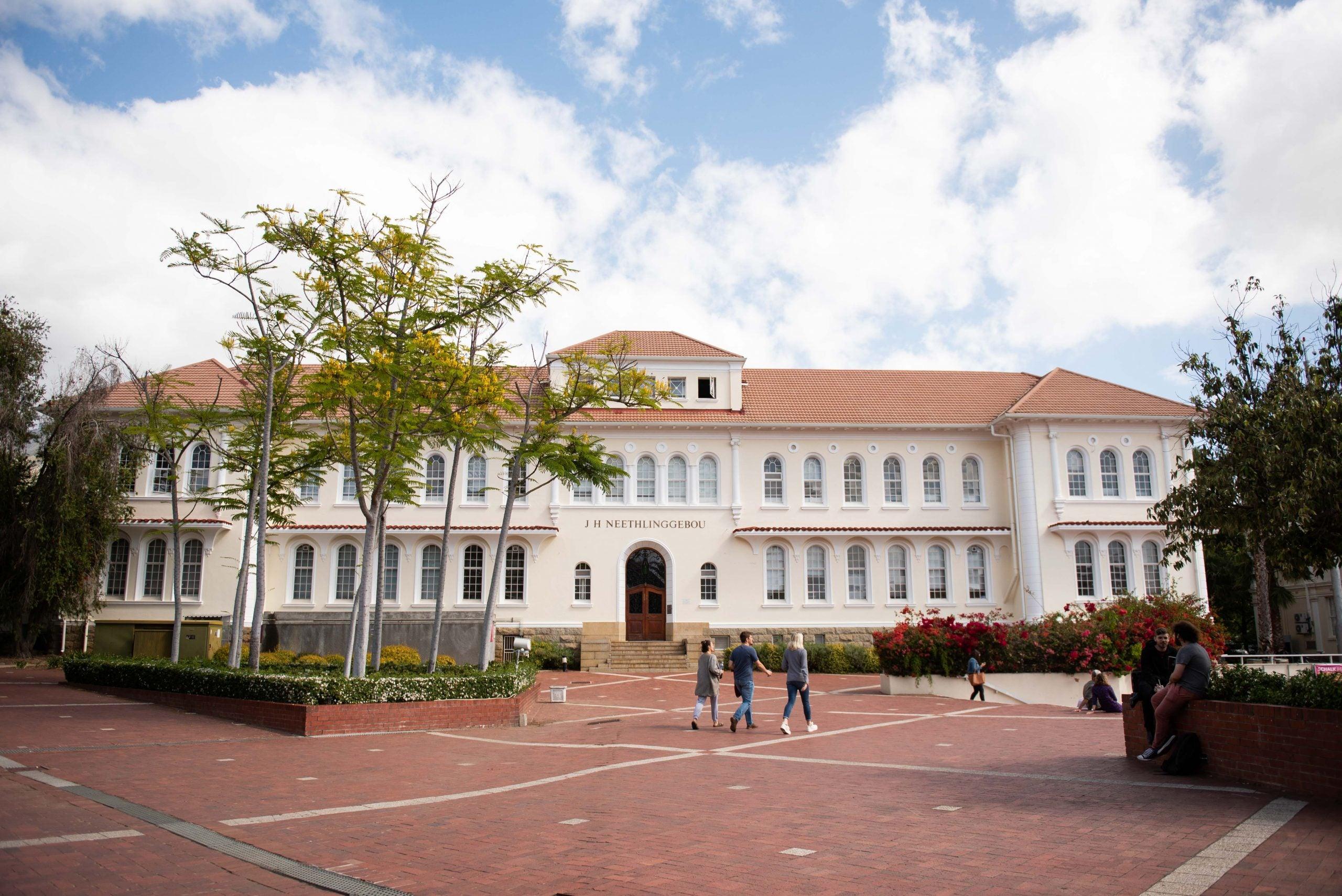 Stellenbosch Campus Plaza